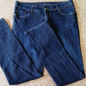 Banana Republic Classic Skinny Jean